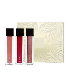 Long-Wear Lip Crème Liquid Lipstick Trio by Jouer Cosmetics. cult Beauty £31