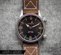 worn&wound | G Gerlach Navigator Review - worn&wound