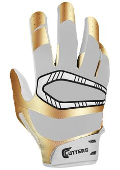 Cutters S450 Adult Limited Edition Rev Pro Receiver Gloves
