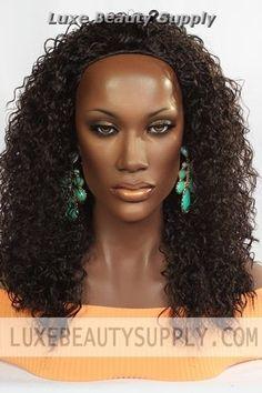 Luxe Beauty Supply - Feel Free Synthetic Half Wig - Feel Easy (Final Sale) ef1a4fed90ea