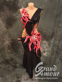 Latin Dance Dresses & Rhythm Competition Competitive ballroom dancing features the best of the best professional and amateur dancers in the world. Latin Ballroom Dresses, Ballroom Dancing, Latin Dresses, Ballroom Costumes, Dance Costumes, Dance Fashion, Dance Outfits, Dance Wear, Latina