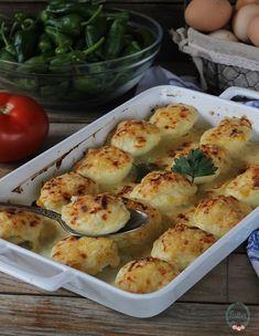 Puerto Rican Recipes, Chicken Salad Recipes, Recipe For 4, Egg Recipes, Sin Gluten, Stew, Potato Salad, Tapas, Cauliflower