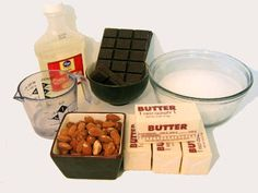 Lia's Butter Toffee