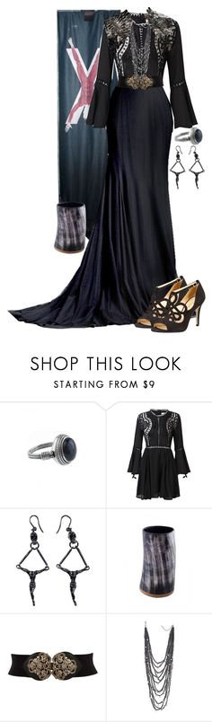 """""""Game of Thrones """"Lady Bolton"""""""" by werewolf-gurl ❤ liked on Polyvore featuring Jason Wu, Delfina Delettrez and Kate Spade"""