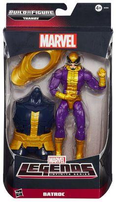 Marvel Legends Infinite Series -  Batroc  Hasbro  Marvel Legends 6-inch, Marvel, Marvel Legends 6-inch www.detoyboys.nl