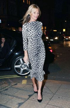 Look of the Day: Feline Frenzy