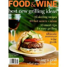 Sign up for a full one-year subscription to Food & Wine magazine from FreeBizMag[.com], absolutely free. Never pay a cent because it's 100% Free!
