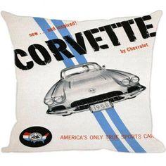 Encontre no site da Luisa Decor a Almofada Corvette Personalizada. Descubra a melhor forma de comprar online parcelando sua compra sem sair de casa. Visite e aproveite as nossas ofertas!