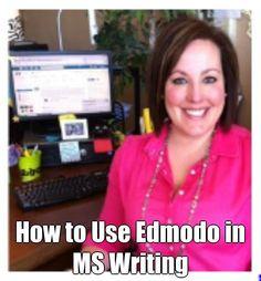 A 7th grade ELAR teacher at Hillsboro Jr. High in Texas explains how she uses Edmodo to make her class time more valuable.