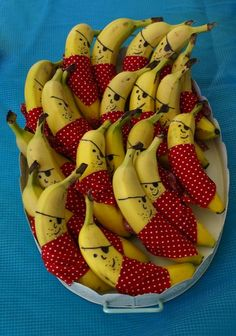Gezonde traktaties met banaan- healthy treats with bananas