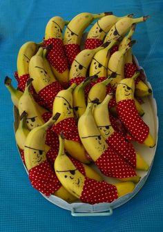 Gezonde traktaties met banaan- healthy treats with bananas