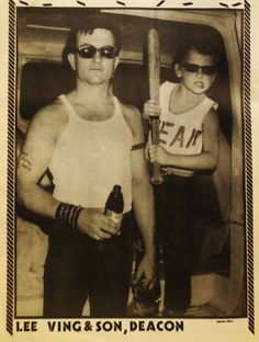 FEAR - lee ving and son deacon - 1981