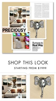 """""""Preciousy"""" by melodibrown ❤ liked on Polyvore featuring interior, interiors, interior design, home, home decor, interior decorating, kitchen and bathroom"""