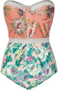 Swimwear & Beachwear | Bikinis, Swimsuits & Kaftans | Lyst