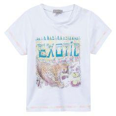 T-shirt imprimé animal Grain de Blé by Zgeneration  http://www.zgeneration.com/fr/catalog/T-shirt-imprime,3460514.html?axe2=3M&filter%5Bzenf-theme_vol_mul_str%5D%5B0%5D=the-tropical-story  #tropical #mode #bébé #Zgeneration