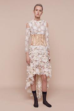 Aouadi, Look #10 spring 2016 haute couture