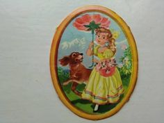 Norsk glansbilde - oval fra serie 1287 - Børrehaug & Co - Selges av pusur010 fra Sarpsborg på QXL.no Decorative Plates, Home Decor, Art, Homemade Home Decor, Decoration Home, Interior Decorating