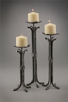 blacksmith candle holder - Bing images