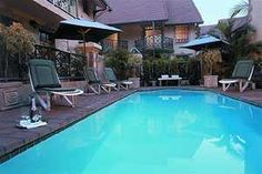 Turqoise blue pool - Court Classique Suite Hotel.  Quote & Book http://www.south-african-hotels.com/hotels/court-classique-suite-hotel/
