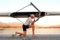 Rowing+Tebowing=AWESOME