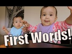 Twins First Words- January 11, 2015 ItsJudysLife Vlogs