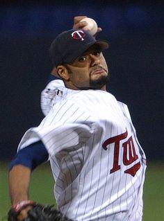 MLB Las Grandes Ligas De Beisbol: Johan Santana