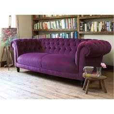 One of the new sofa's