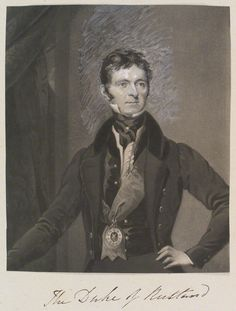 John Henry Manners 5th Duke Of Rutland National Portrait Gallery By And Published William