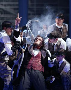 The Perfect American - Teatro Real - Madrid