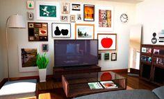 壁掛け インテリア アート - Google 検索 Framed Art, Gallery Wall, House, Color, Google, Home Decor, Ideas, Colour, Homemade Home Decor
