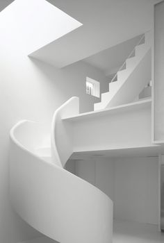 Aoki Jun's minimalistic N House is an interior spectacle that is enclosed within a normative exterior.