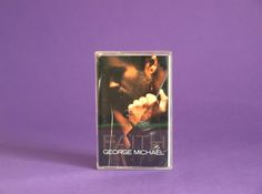 George Michael Faith Cassette Tape - 1987 Epic CBS Records Debut Solo Album - Classic Hifi - Made in Australia by FunkyKoala on Etsy Father Figure, Cassette Tape, George Michael, Vintage Music, Try Harder, Debut Album, Faith, Australia, Classic