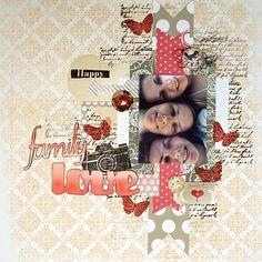 Family Love - Scrapbook.com