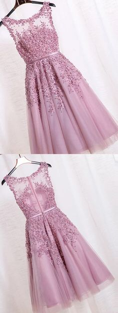 purple homecoming dresses, appliques homecoming dresses, homecoming, 2017 homecoming dresses