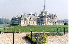A. Paris area, Chantilly by m. muraskin-france, via Flickr.