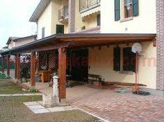 Bildergebnis für tettoie in legno