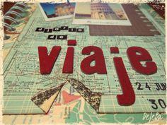 Diarios de viaje. Un recorrido por la geografía española Qué mejor manera de poner en prácticael vocabulario relacionado con los viajes que inventándose uno ficticio. La actividad consiste en que …