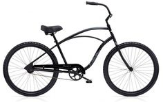 "Electra Cruiser 1 26"" Men's Glossy Black Steel Frame. $259.99 plus tax and shipping or pick-up in store. Call for details (949) 675.5010"