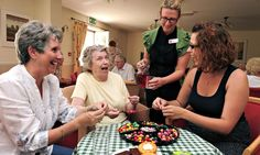 Making care homes and services dementia friendly