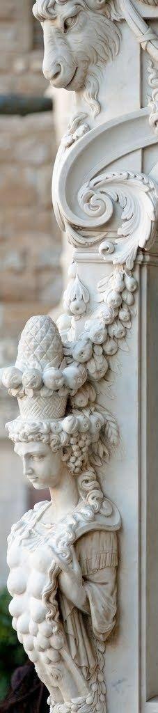 Architectural detail, Paris
