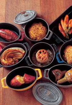 Staub Mini Cocottes - available at zwillingonline.com