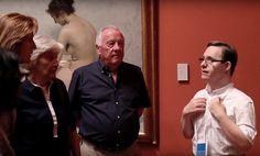 La Asociación Argadini ha suscrito un convenio de colaboración para la realización de prácticas formativas de auxiliares culturales en los museos de titularidad estatal adscritos a la Dirección General de Bellas Artes y Bienes Culturales y de Archivos y Bibliotecas, Museo Nacional de Artes Decorativas y Museo Sorolla, así como en el Museo Lázaro Galdiano.