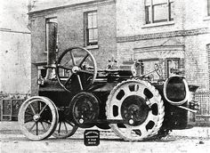 Unusual Traction Engines