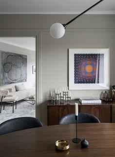 GUBI // Modern Line Sofa by Greta M. Grossman