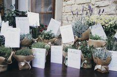 Seating plan Romantic Wedding in Tuscany | Stefano Santucci Photography | Bridal Musings Wedding Blog