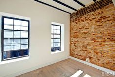 4 Bedroom Apartments, Rental Apartments, Stainless Steel Kitchen, Washer  And Dryer, New York City Apartment, Exposed Brick Walls, Nyc, Bath,  Beautiful