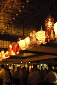 Beautiful Bar Lights