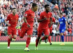 Liverpool have scored 3+ goals eight times in the Premier League in 2016, more than any other side. #LFC