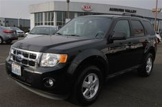 2011 FORD ESCAPE 4WD 4DR XLT  #Cars #used #preowned #specials #AuburnValleyCars