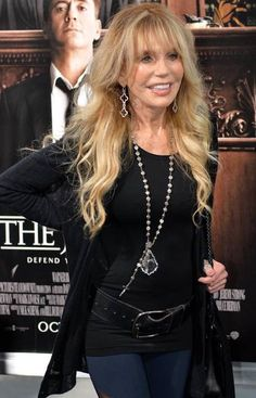 Dyan Cannon at age 77